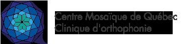 Centre Mosaïque de Québec Clinique d'orthophonie