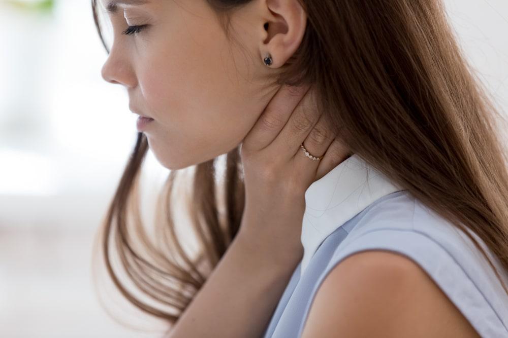 Une dysphonie causée par une surutilisation de la voix