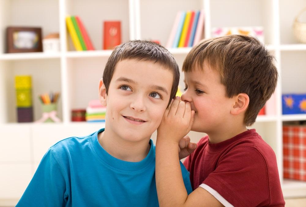 Le trouble de la communication sociale chez un enfant