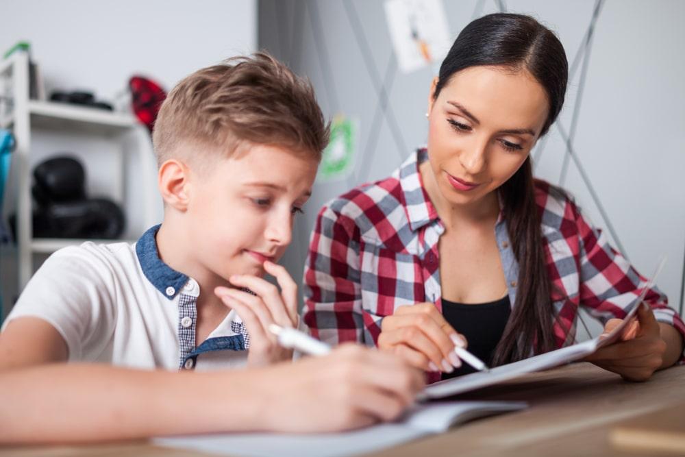 Devoirs et troubles d'apprentissage