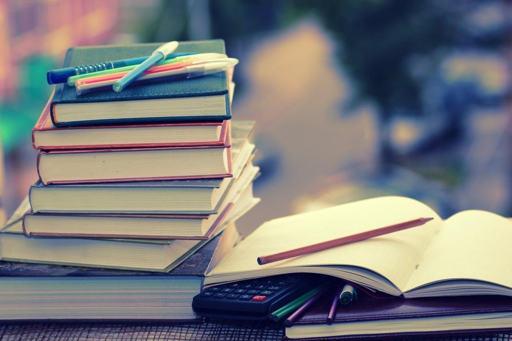 L'étude pour les examens de fin d'année